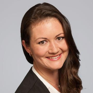 Alexandra Geringer Personalberaterin Puls24Personal
